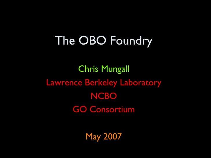 OBO Foundry
