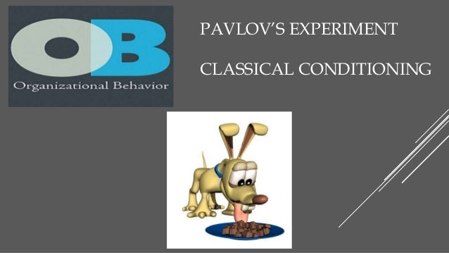 an analysis of the topic of the classical conditioning by ivan pavlov Ivan pavlov ivan petrovich pavlov (russian: ива́н петро́вич па́влов, ipa: ( listen )  pavlovian conditioning was a major theme in aldous huxley's dystopian.