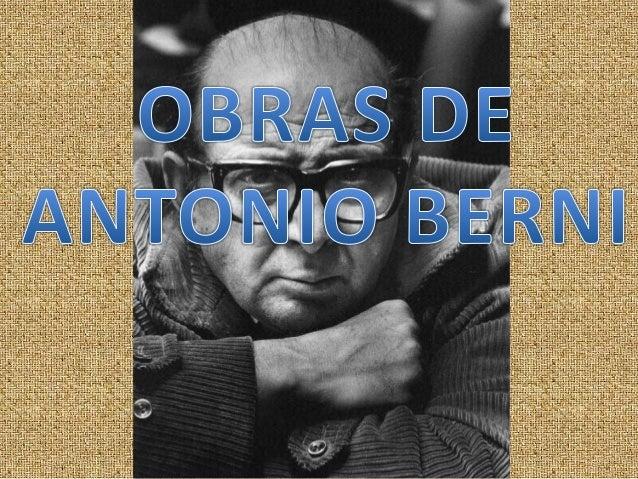 Obras de Antonio Berni