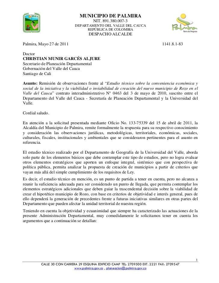 MUNICIPI DE PA                                  M      IO    ALMIRA                                          NIT. 891.380....