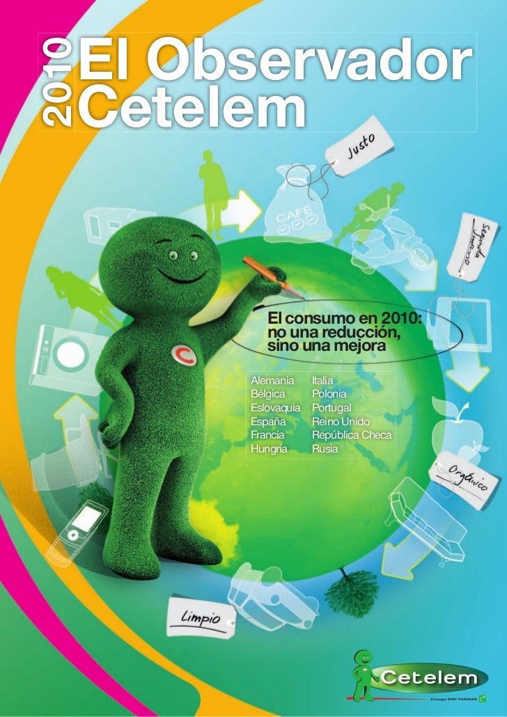 Cetelem Observador 2010 Europeo