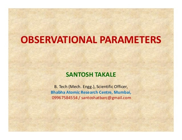 Observational Parameters by Santosh Takale at MU Astro Basic (27-10-13).pdf