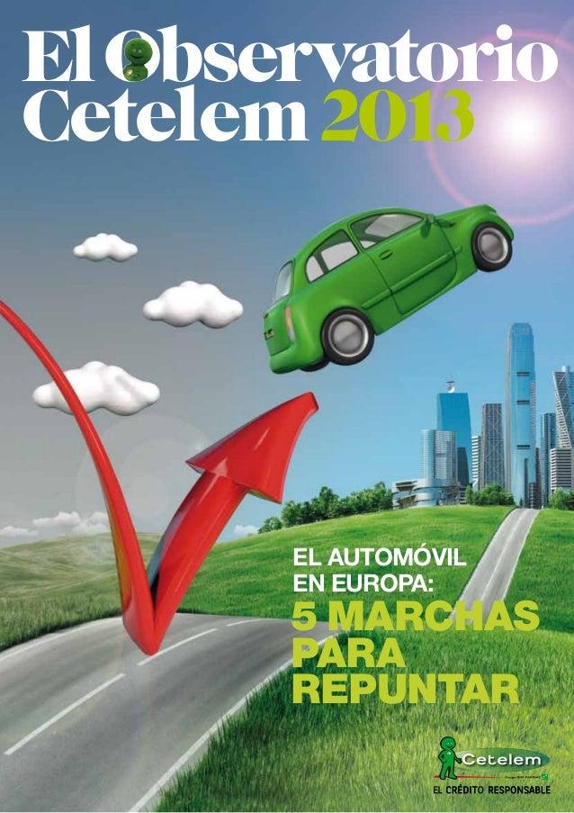 Observatorio 2013 Auto Europeo Completo