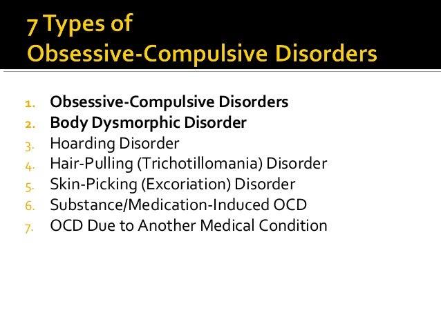 obessive compulsive disorder essay