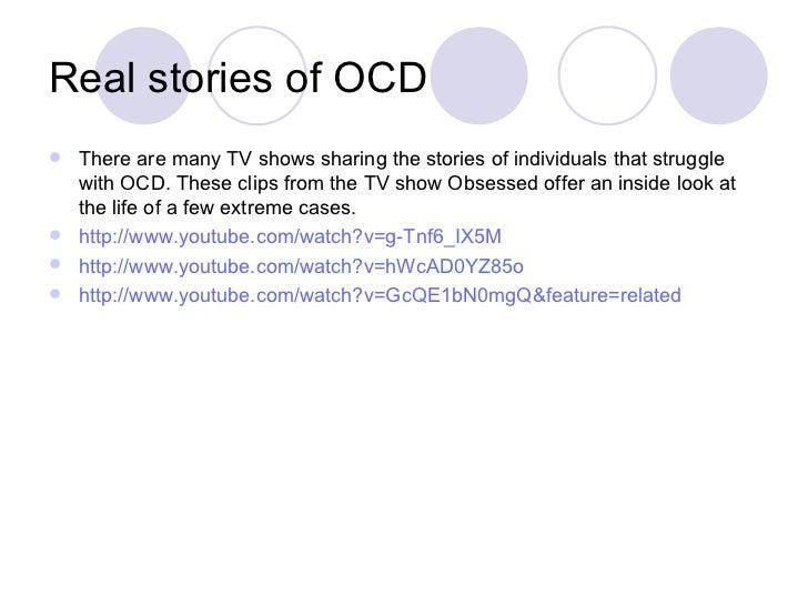 Ocd case studies