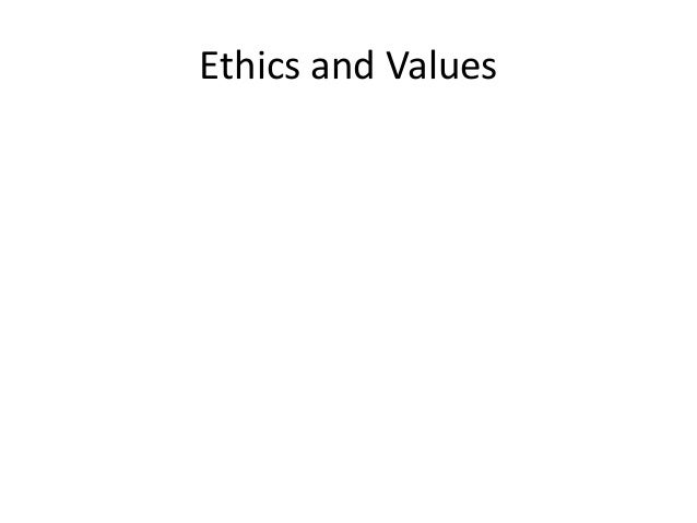 Ob slides hold  - ethics and values(2)