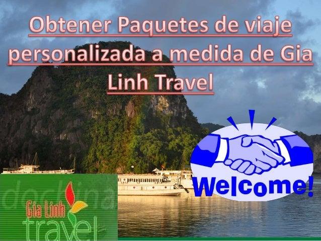 Gia Linh Travel es uno de los operadores turísticos más reconocidos y confiables en línea que ayuda a numerosos viajeros i...