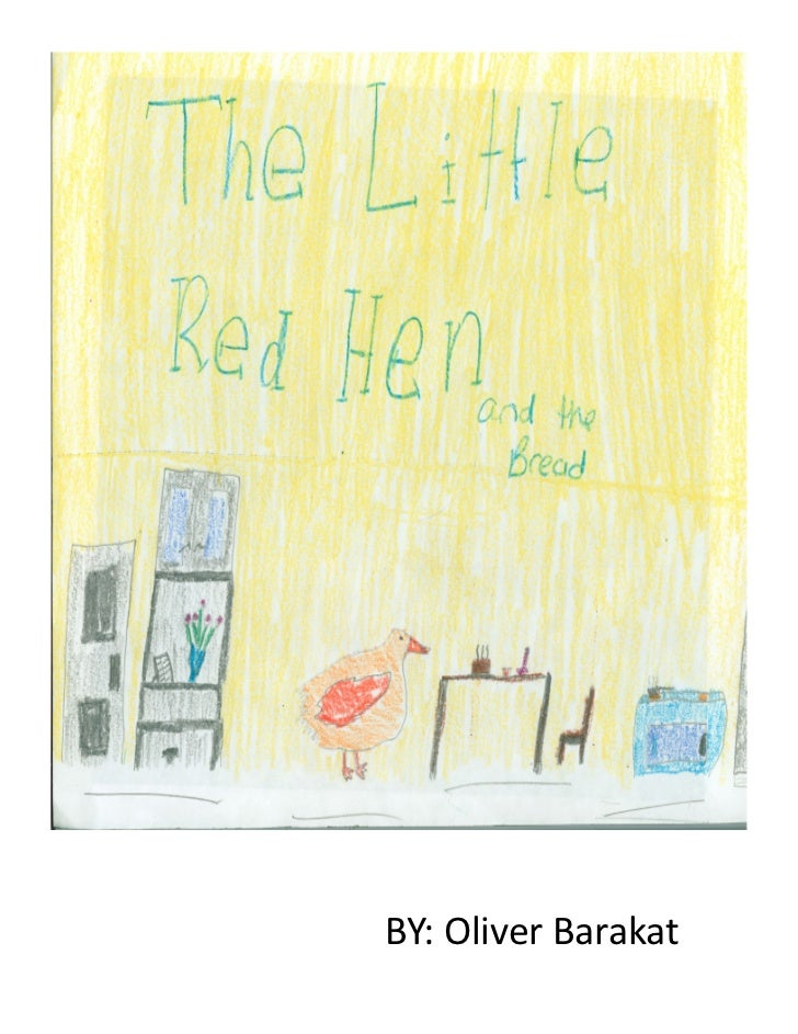 Ob the little red hen