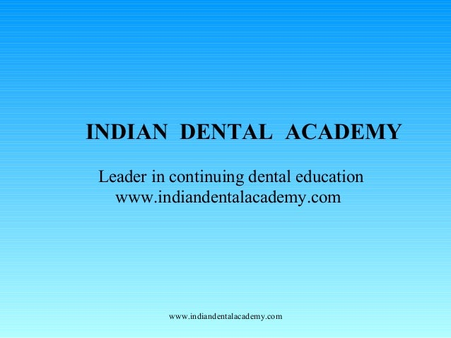 Obturator brijesh  /certified fixed orthodontic courses by Indian dental academy