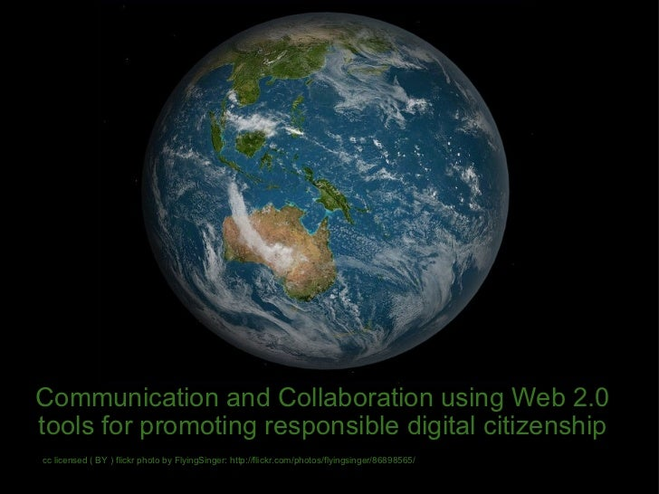 Online Colaboration & Digital citizenship