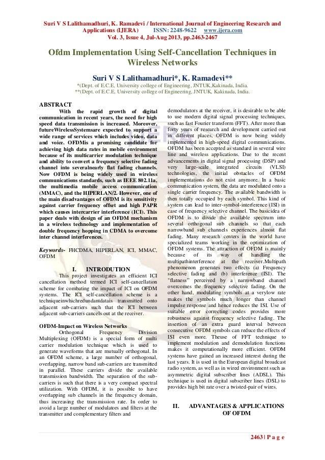 Suri V S Lalithamadhuri, K. Ramadevi / International Journal of Engineering Research and Applications (IJERA) ISSN: 2248-9...
