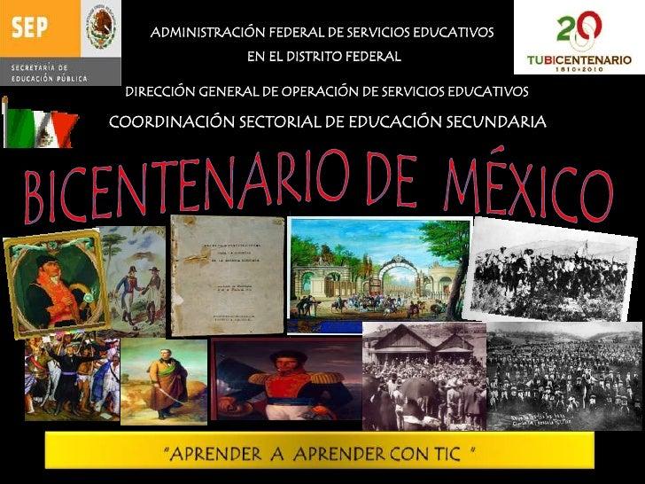 Oca bicentenario