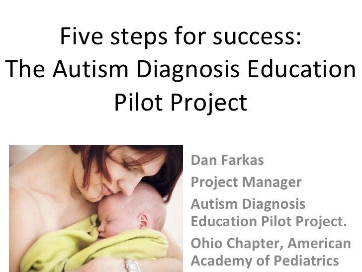 Autism Pilot Project Presentation