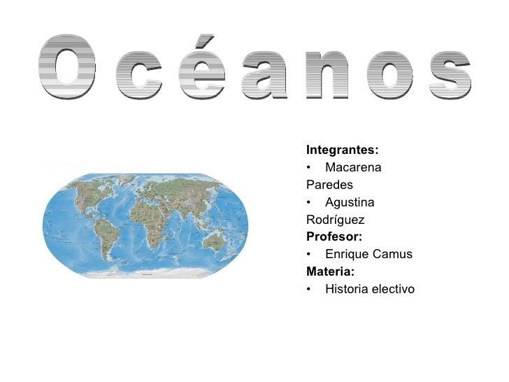 <ul><li>Integrantes: </li></ul><ul><li>Macarena </li></ul><ul><li>Paredes </li></ul><ul><li>Agustina </li></ul><ul><li>Rod...