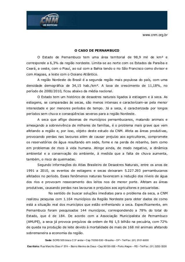 www.cnm.org.brSede: SCRS 505 bloco C 3º andar • Cep 70350-530 • Brasília – DF • Tel/Fax: (61) 2101-6000Escritório: Rua Mar...