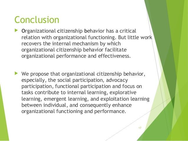 organizational behaviour assignment The ceo being aware of his internal staff and the individuals' behavior that could impact the entire organizational behavior, and being aware of the volume of change required for the implementation and the resistance to that change that might occur, he decided to hire a consultant in organizational behavior and change management.