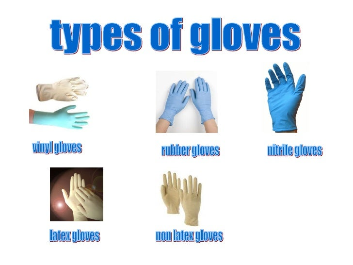 Types Of Gloves Pictures to Pin on Pinterest