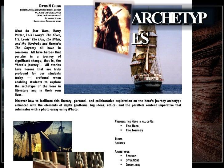 OCC GATE Workshop   part 1 archetypes 2010