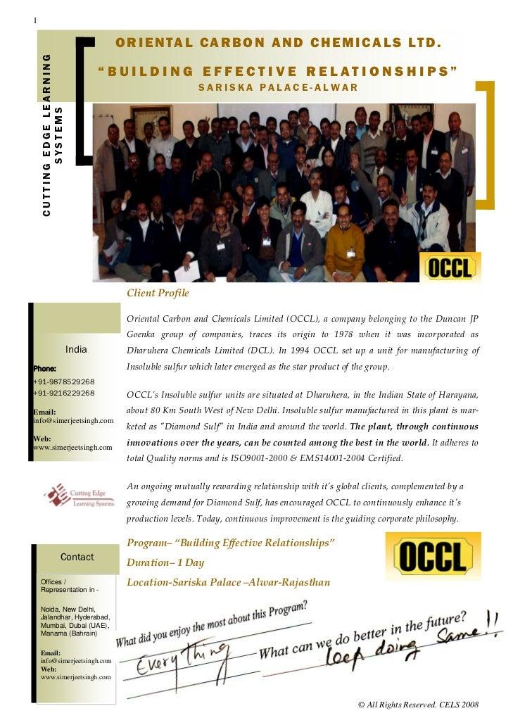 Workshop on Interpersonal Skills, Emotional Intelligence and Winning with People - Building Effective Relationships in New Delhi by Motivational Speaker India - Simerjeet Singh