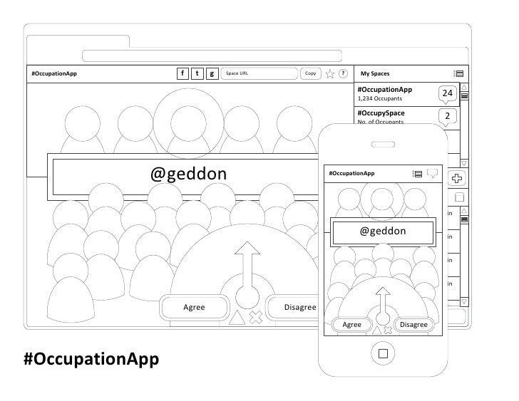 #OccupationApp Concept