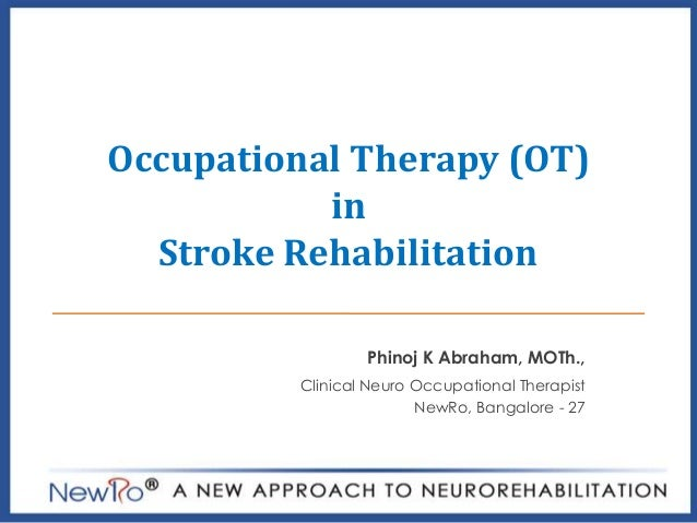 case study stroke patient rehabilitation Physical therapy for the stroke patient: early stage rehabilitation covers and stroke recovery case studies physical therapy for the stroke patient.