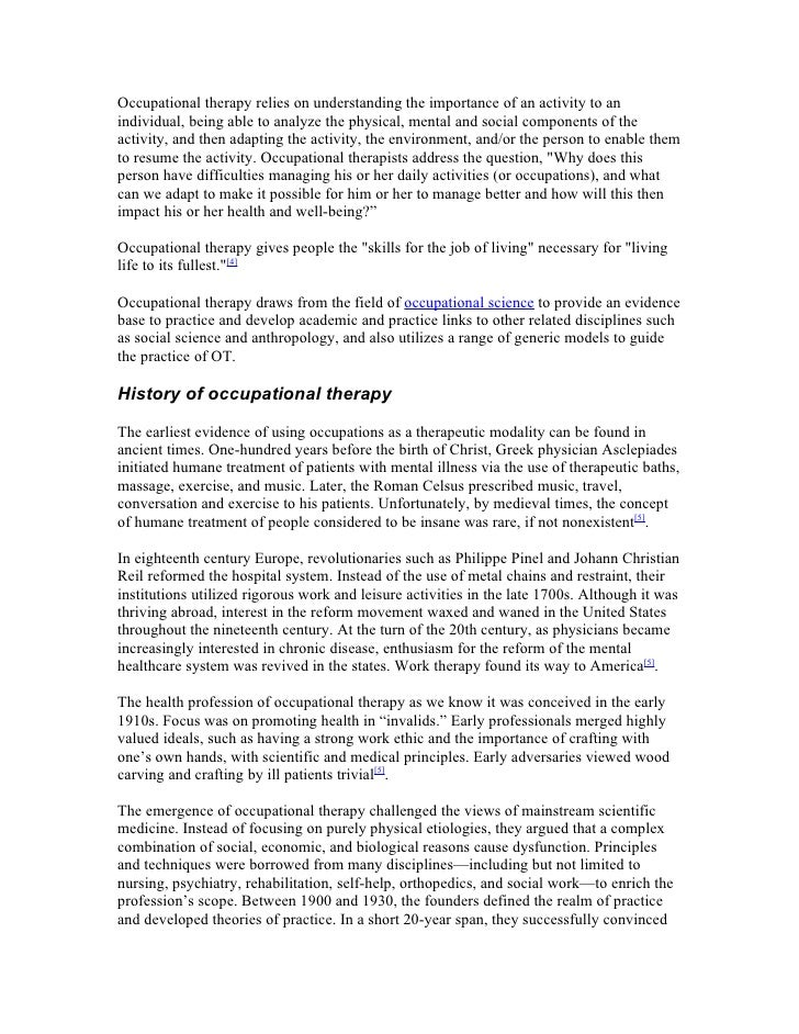 Int 2 english personal reflective essay