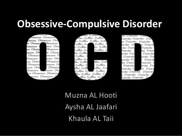 Help!!!!!! i am writing a research paper on ocd in psychology class..?