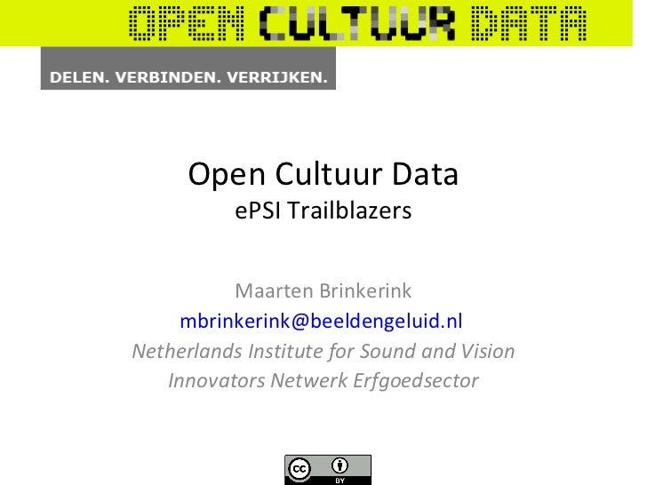 ePSI Trailblazers