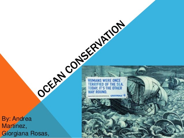 Oceanic conservation