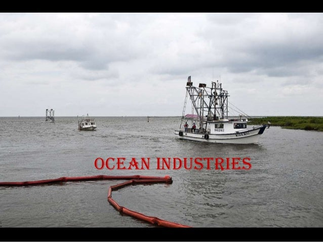 Ocean industries