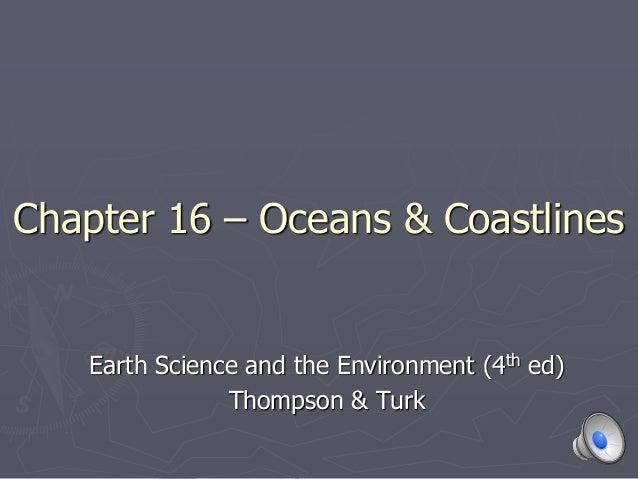 HPU NCS2200 Oceans and estuaries