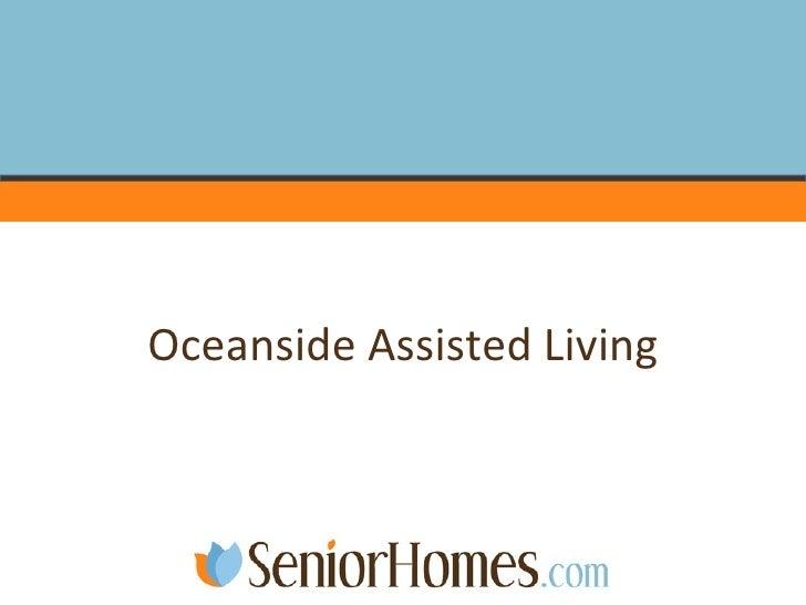 Oceanside Assisted Living