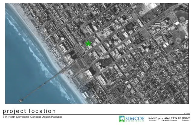 Kristi Byers, AIA LEED AP BD&C Architecture Sustainability Strategies Reclamation 06.07.2014 314 North Cleveland: Concept ...