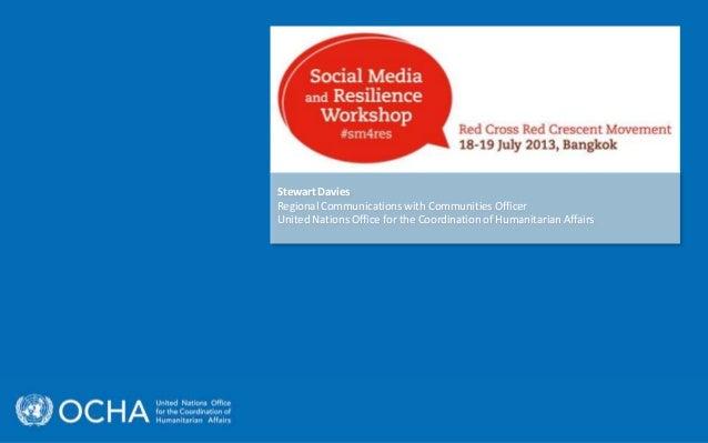 Ocha social media trends challenges