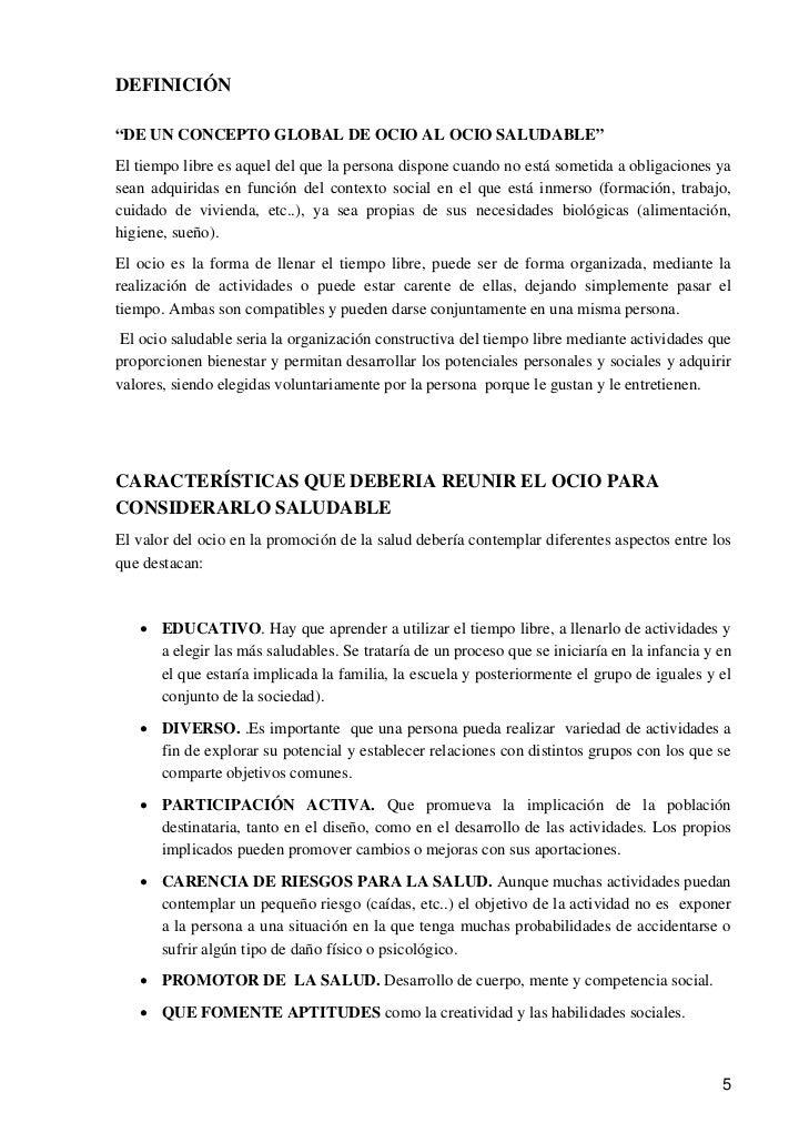"""Saludable""""el Tiempo Libre"""