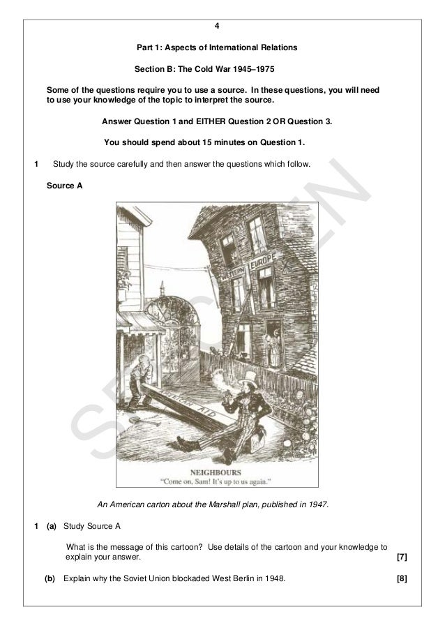 ocr history papers gcse This section includes recent gcse history past papers from aqa, edexcel, ocr, wjec and the igcse from cie if you are not sure which exam board you are studying ask your teacher.