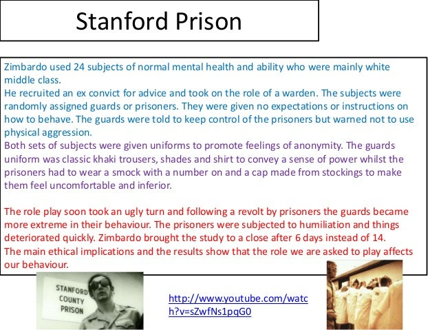 a discussion on the psychological effects of prisons Abstract: this study is an evaluation of the social, economic, psychological, physical and health effects of imprisonment on male and female inmates in industrial area remand and lang'ata women's prisons in kenya.