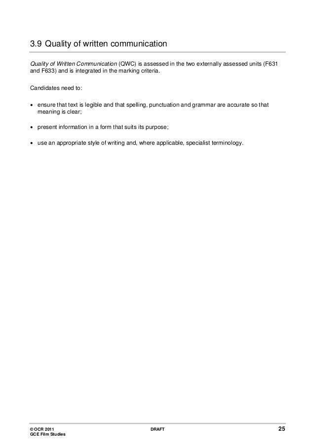 ocr gce english literature coursework mark scheme June 2015 ocr gcse english literature past papers higher – download paper – download mark scheme june 2014 ocr gcse english literature past papers.