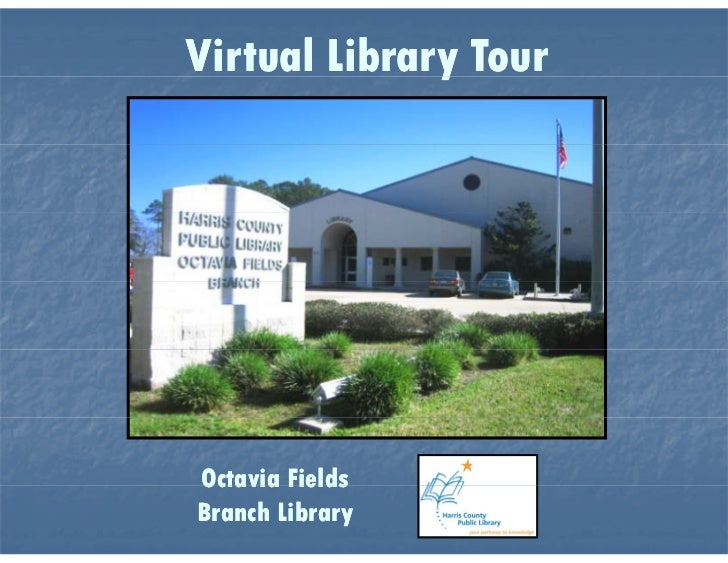 Octavia Fields Virtual Tour