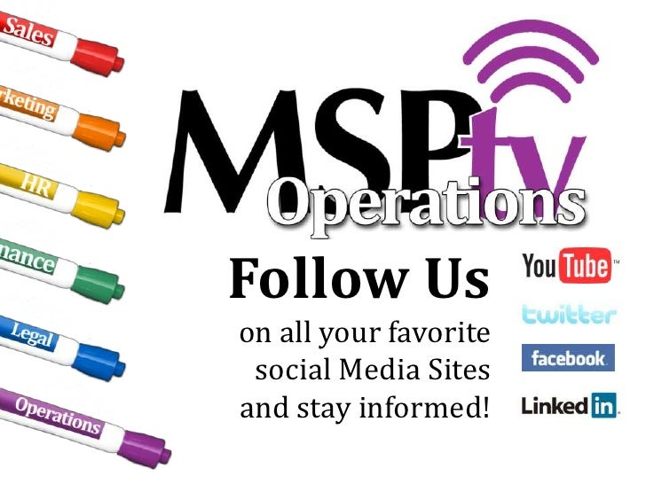 Follow Uson all your favorite social Media Sitesand stay informed!