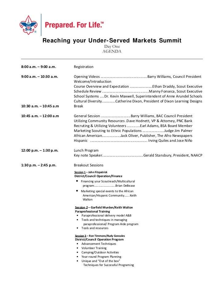 October 2012 workshop agenda 1