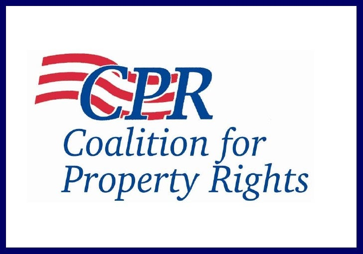 Colition for Property Rights - Tampa Luncheon
