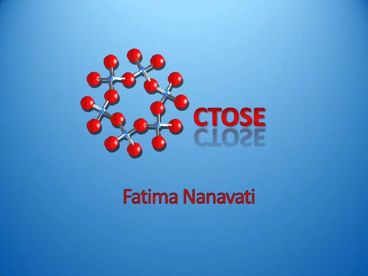 CTOSE<br />Fatima Nanavati<br />