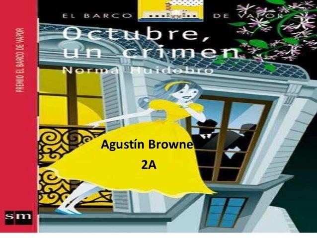 Agustín Browne 2A