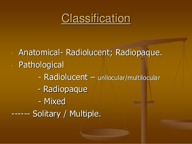 Radiographic Differential Diagnosis 2009