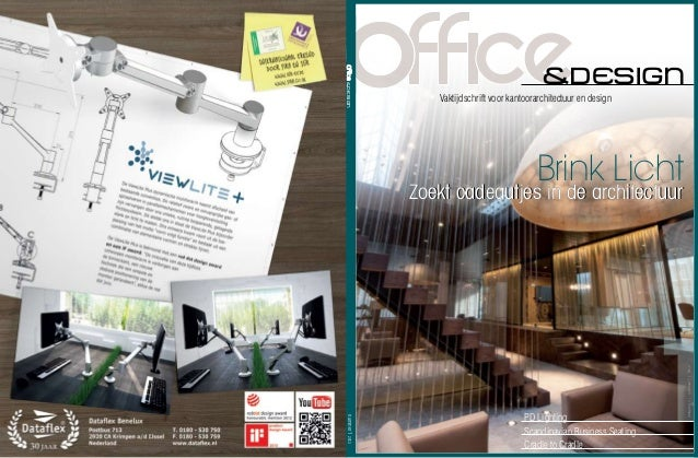 &design&design                   Vaktijdschrift voor kantoorarchitectuur en design                                Brink Li...