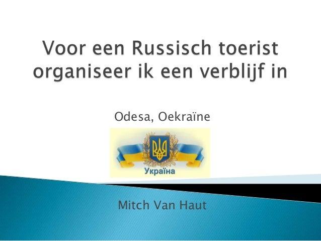 Odesa oekraïne