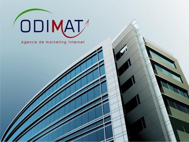 Odimat : l'histoire Le 26 décembre 2006, une idée réunissant Éric Niakissa et 6 personnes, qui seront les futurs « Associé...
