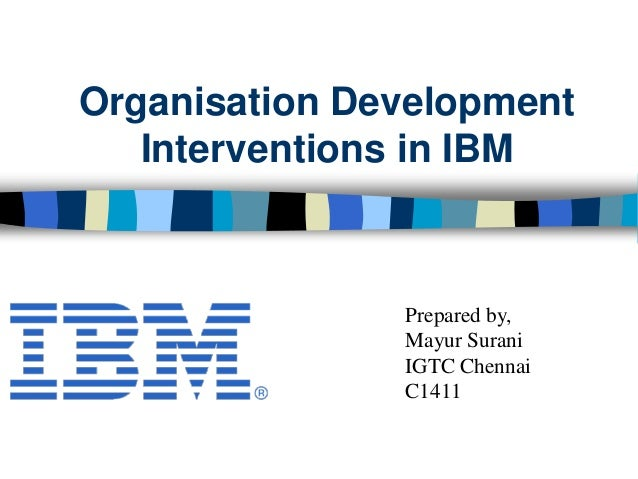 organization development interventions essay Given the highly instrumental nature of the literature on organizational interventions, this article explores and defines key elements of an artifaction theory of organizational development (od.