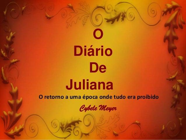 O Diário de Juliana